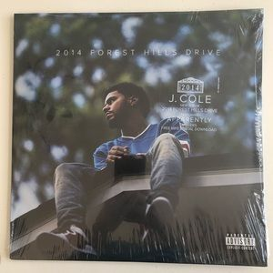 Jcole 2014 Forest Hills Drive Record